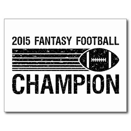 Fantasy Football Season is Back