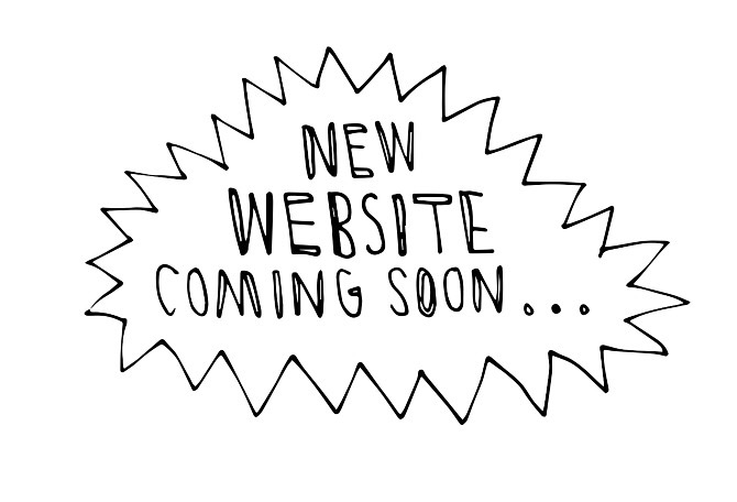 New Site Coming Soon…